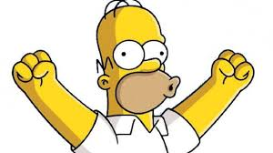 Homer Simpson content